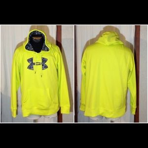 Men's Hooded Under Armour Storm Pullover Hoodie